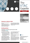 VTAC Gazette Feb 2016